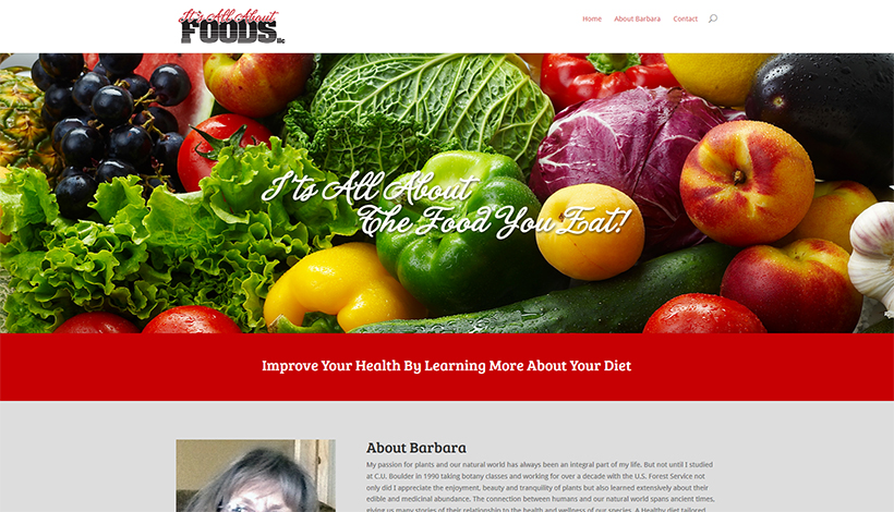 All About Foods