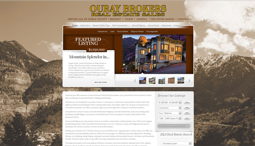 Ouray Brokers